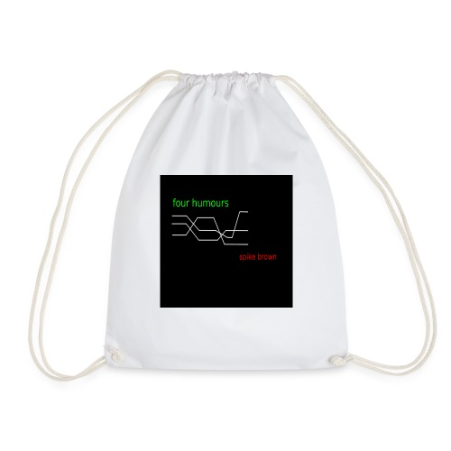 fourhumours - Drawstring Bag