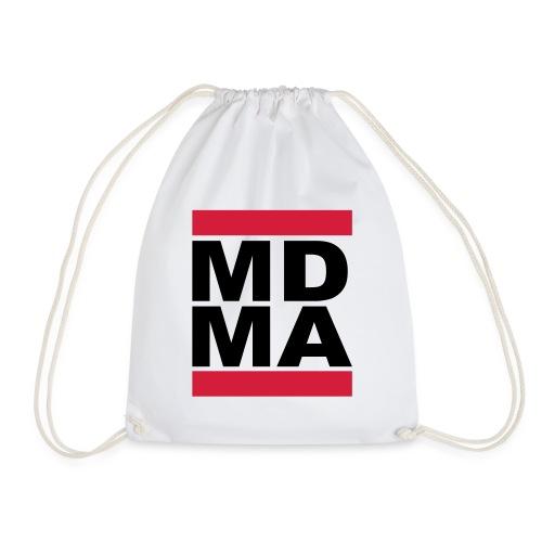MDMA TwoColor Retro - Turnbeutel