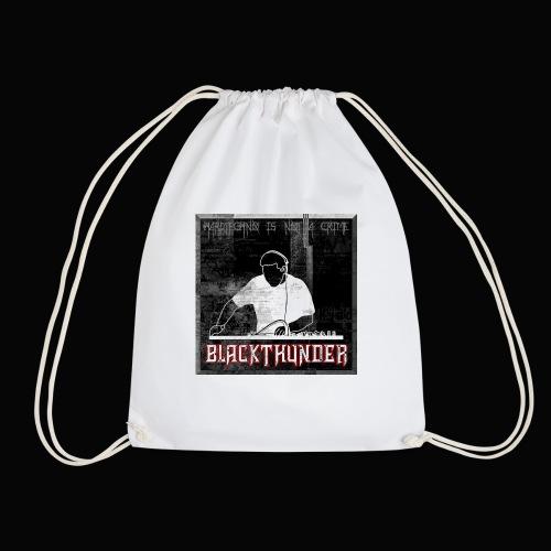 BlackThunder (Hardtechno) Logo - Turnbeutel