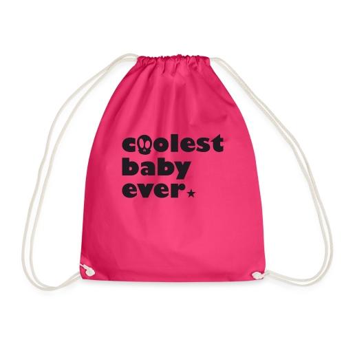 Coolest Baby ever - Turnbeutel