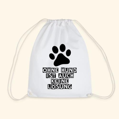 Accessoires für Hundefreunde - Turnbeutel