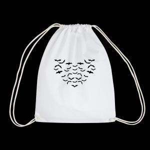 Bat Love - Drawstring Bag