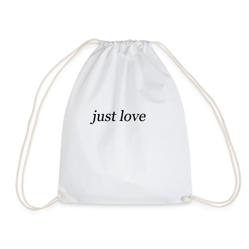 just love - Sac de sport léger