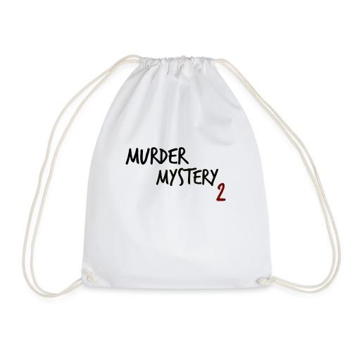 murder mystery 2 - Drawstring Bag