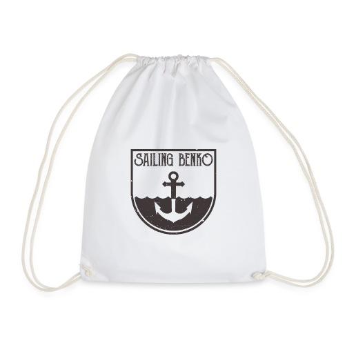 Sailing Benko - Turnbeutel