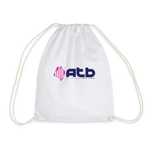 radio logo 2 - Drawstring Bag
