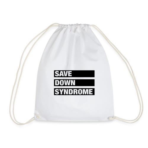 Save Down Syndrome - Drawstring Bag