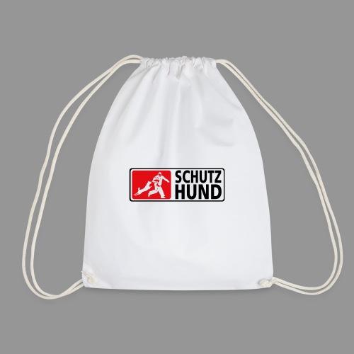 Schutzhund Logo fuer weissen Grund - Turnbeutel