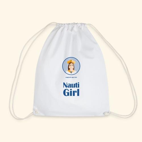 SeaProof Nauti Girl - Turnbeutel