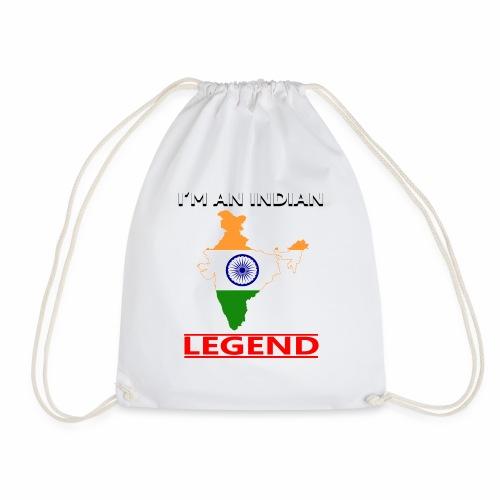 INDIA - Drawstring Bag