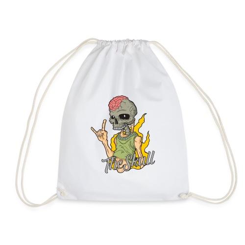 The Skull - Rock & Roll - 1 - Mochila saco