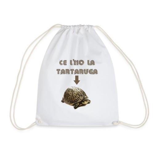 Ce l'ho la tartaruga - Turnbeutel