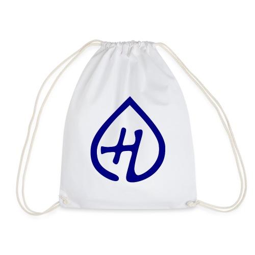 Hangprinter logo - Gymnastikpåse