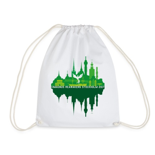 13MAGNUS Stockholm Mirror - Drawstring Bag
