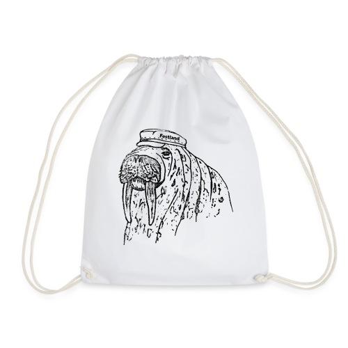 festland walrus - Turnbeutel