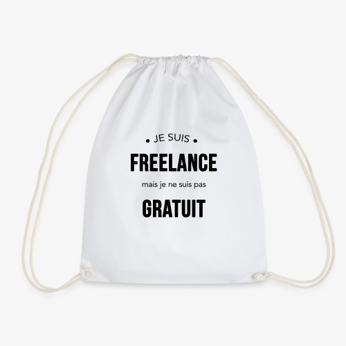 Freelance mais pas gratuit - Sac de sport léger