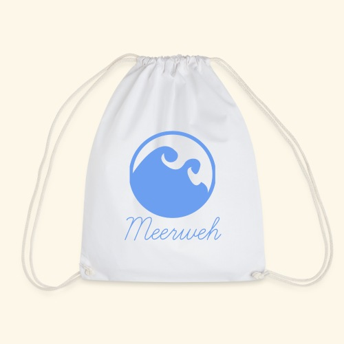 Meerweh - Fernweh - Urlaubsreif - Turnbeutel
