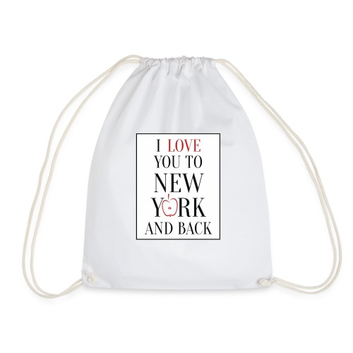 Love New York - Turnbeutel