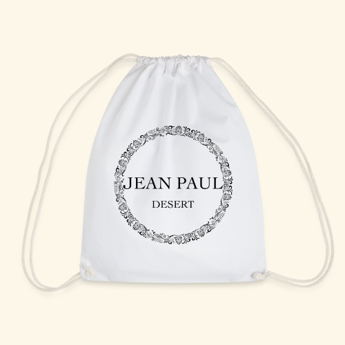 Logo - Jean Paul Desert - Drawstring Bag