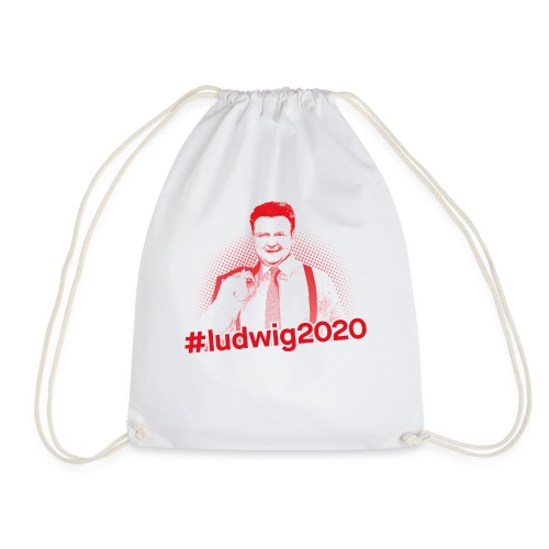 Ludwig 2020 Illustration - Turnbeutel