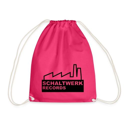 schaltwerk logo orginal - Turnbeutel