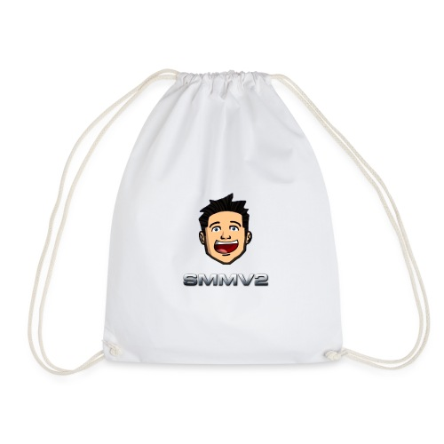 SMMV2 - Smiley - Drawstring Bag