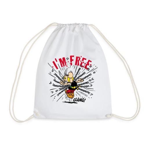 Asterix & Obelix - Asterix 'I'm Free' - Sac de sport léger