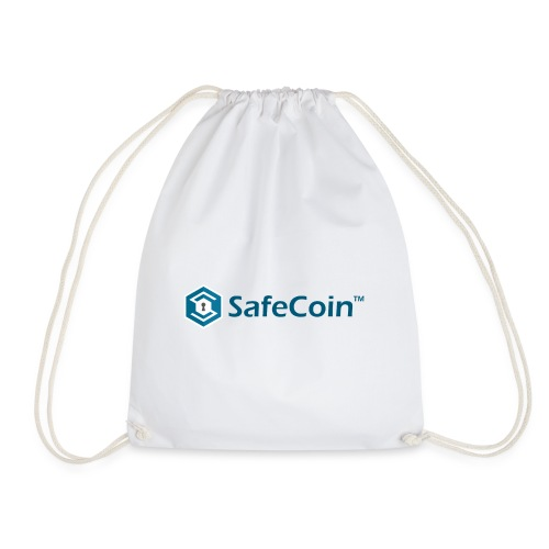 SafeCoin - Show your support! - Drawstring Bag