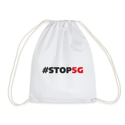 Stop5G linea logo - Sacca sportiva