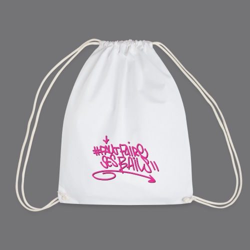 # MUST BE DOING YOUR BATH Tee Shirts - Drawstring Bag