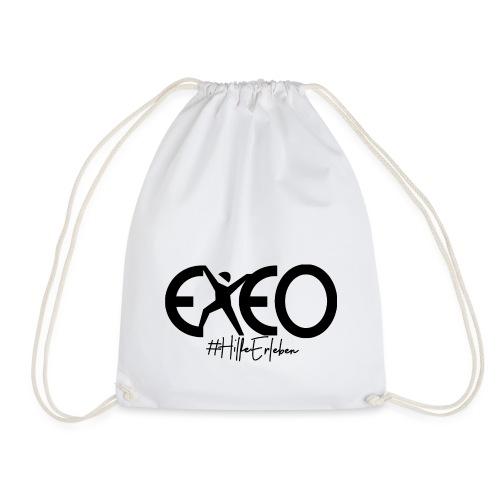 EXEO #HilfeErleben Exklusiv - Turnbeutel