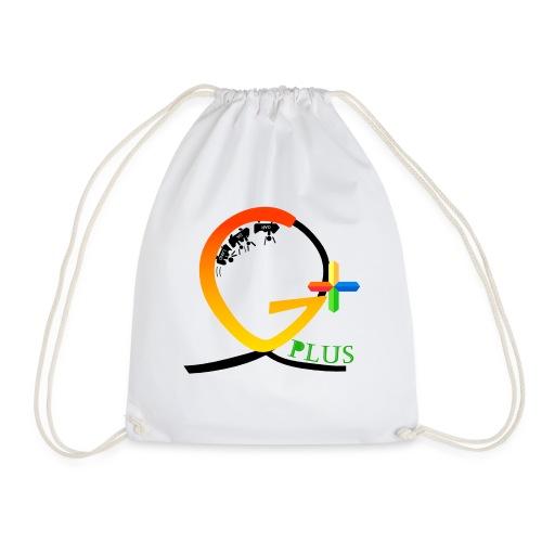Logo Gardaland Plus - Sacca sportiva