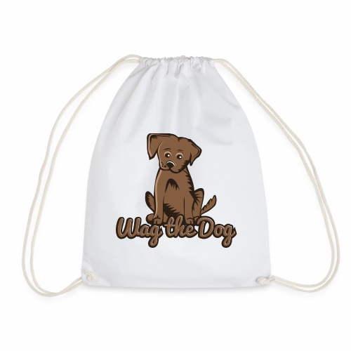 wag the dog - Turnbeutel