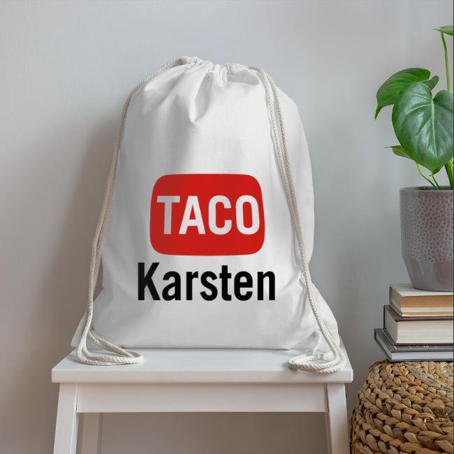 Taco Karsten Youtube Logo