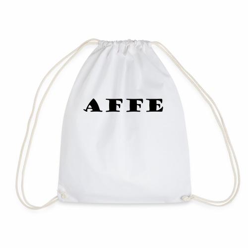 Affe - Turnbeutel