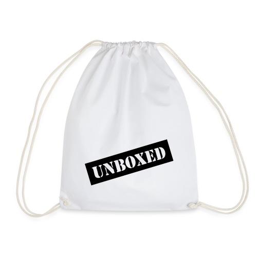 Get UNBOXED now!! by Brilliant Voices - Turnbeutel