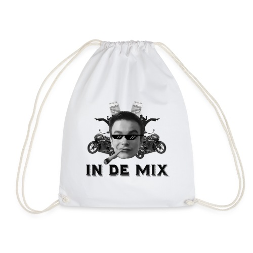 Jenzo In De Mix T-shirt mannen - Gymtas