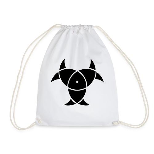 Hard Music Records icon - Drawstring Bag