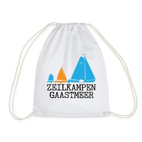ZKG Zwart Merchandise - Gymtas