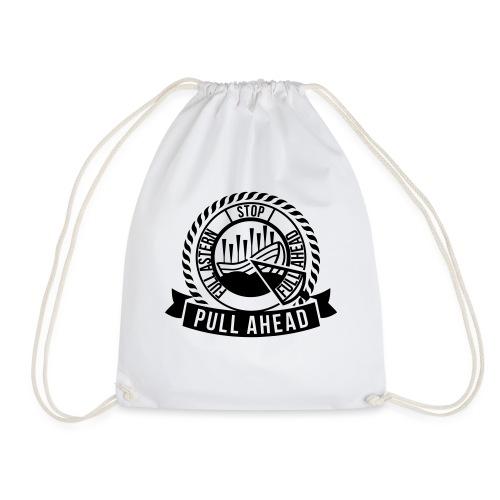Logo Pull Ahead - Turnbeutel