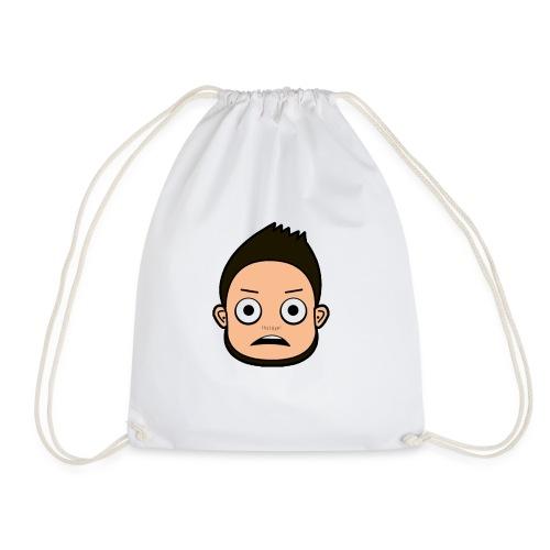THE FACE - Drawstring Bag
