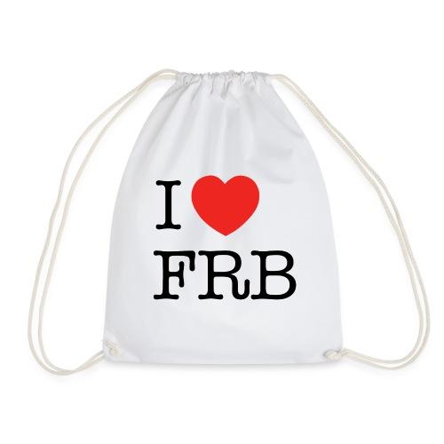 I Love FRB - Sportstaske