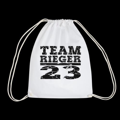 TEAM RIEGER - 23 - Turnbeutel