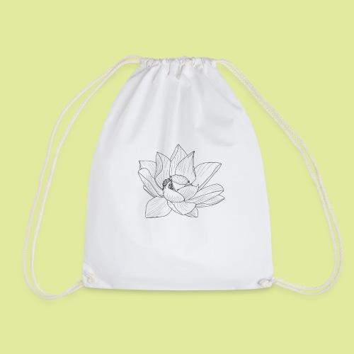 FlowerBlüte - Turnbeutel