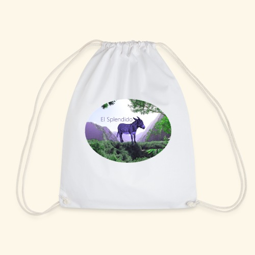 El Splendido Donkey - Turnbeutel