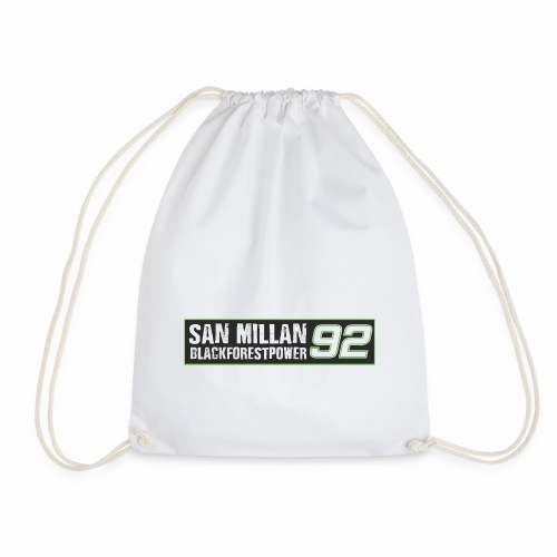 San Millan Blackforestpower 92 Box - Turnbeutel