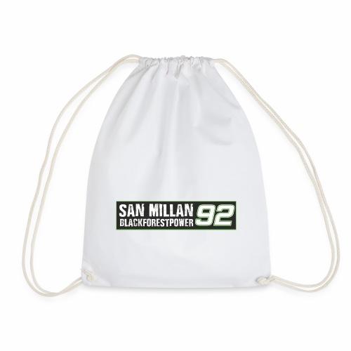 San Millan Blackforestpower 92 Box - Turnbeutel
