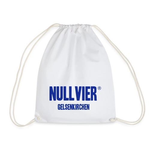 NULLVIER BLUE - Turnbeutel