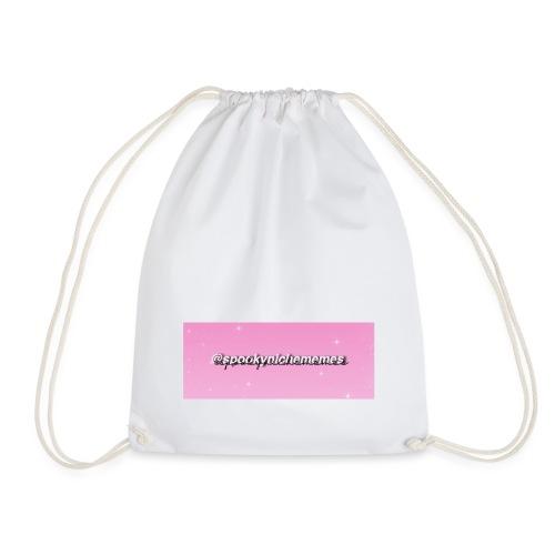 Spookynichememes - Drawstring Bag