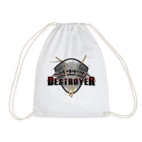 Stick Destroyer - Drawstring Bag